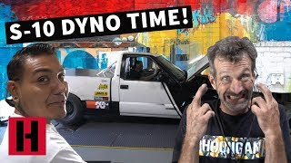 Build & Battle Dyno Time! How Much Horsepower Does Brads S-10 Make?