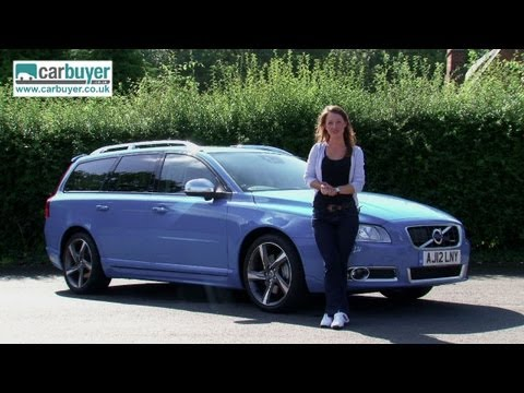 Volvo V70 estate review - CarBuyer