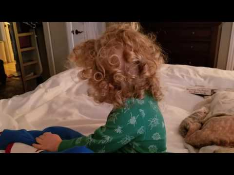 Beau finds Flynn who built a TIGER TAIL! 2/1/17