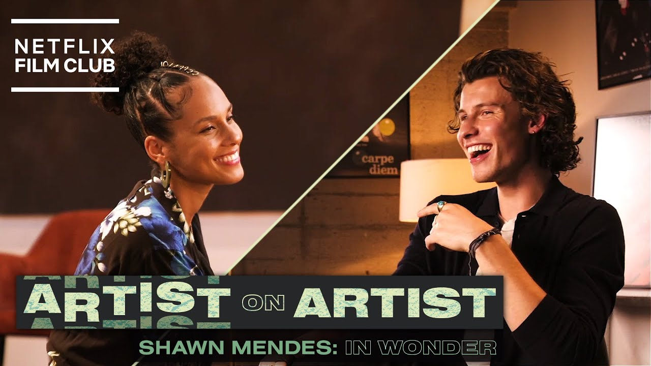 Shawn Mendes and Alicia Keys Sing Together & Discuss Love and Anxiety | Netflix