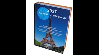 """Libro """"2027 Cambio Consciencial"""" 📖 Crowdfunding (Micromecenazgo) ❣"""