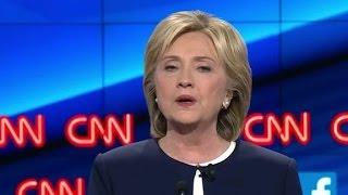 Hillary Clinton: I'm a progressive who likes to get ...