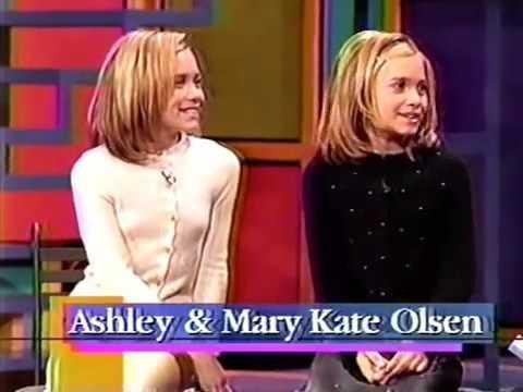 Mary-Kate & Ashley Olsen - Live! With Regis & Kathie Lee 1998