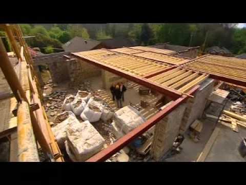 Grand Designs  (S05E02)  -  21st century roman villa Belfast