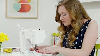 Craft Corner: How To Make A Quick Sew Gift Bag