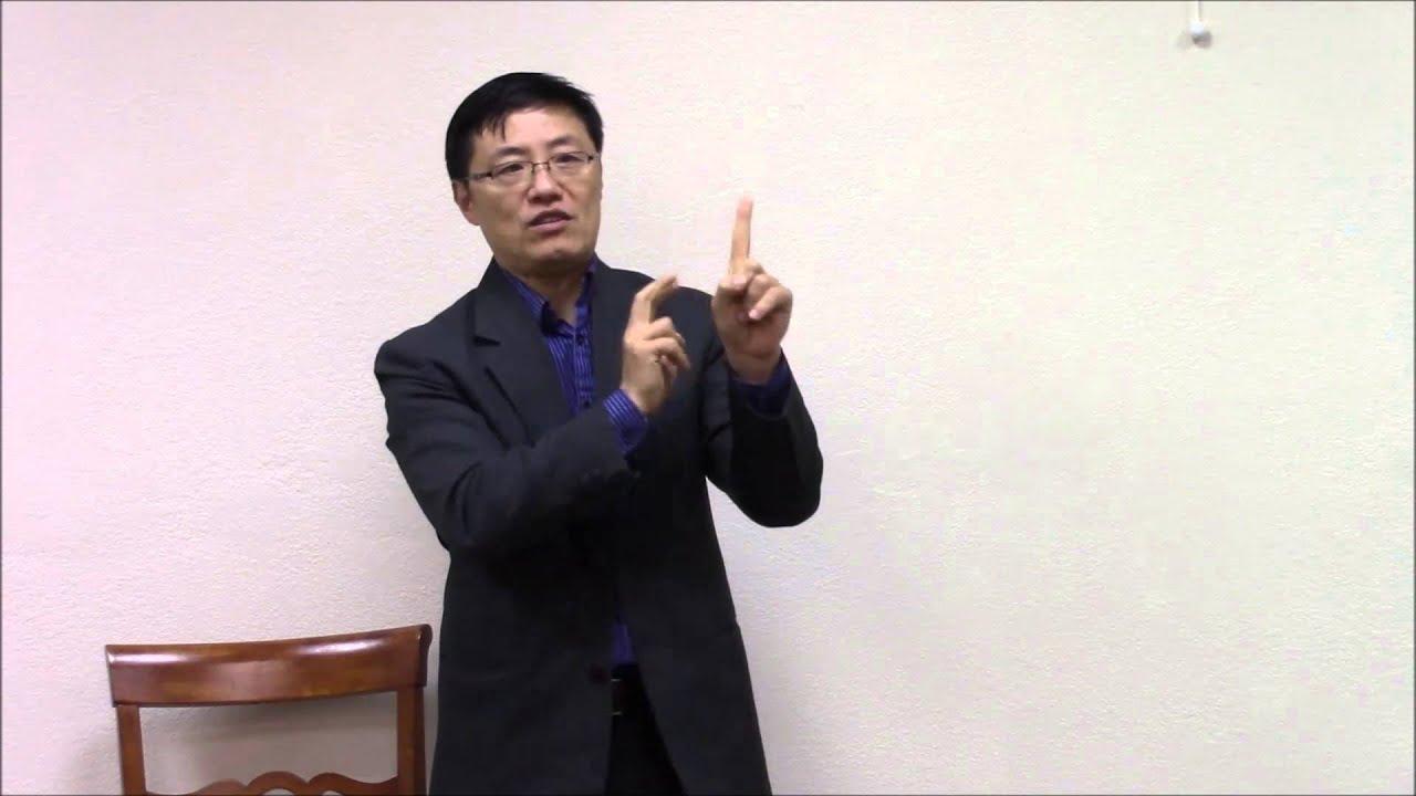 20151204 講座: 走出悲傷 (劉曉亭牧師) - YouTube