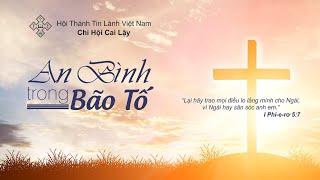 HTTL CAI LẬY - Chương trình thờ phượng Chúa - 29/03/2020