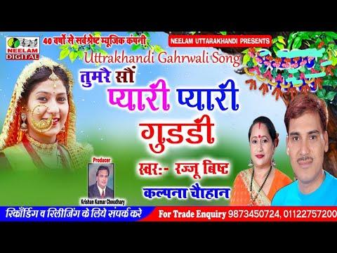 रज्जु बिष्ट | प्यारी प्यारी गुडडी | Pyari Pyari Guddi | Album Tumre Sau | Neelam Garhwali Song