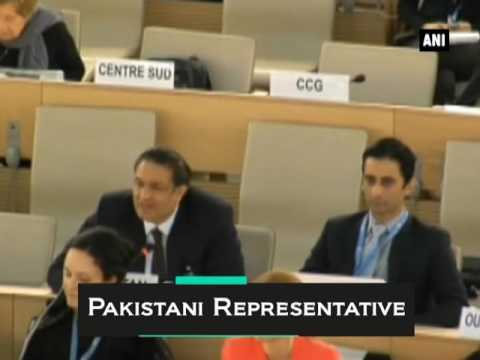Western powers block Pakistan's interruption, allow Baloch representative to speak on CPEC