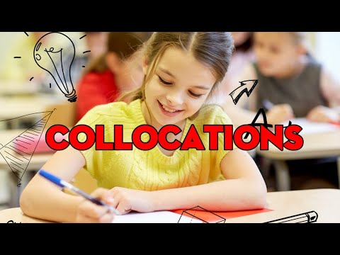 COLLOCATIONS IN ENGLISH/ TIẾNG ANH 12 QUA TỪNG UNIT/ english for everyone
