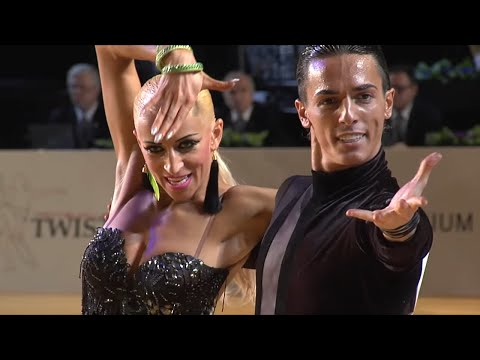 2014 GrandSlam LAT Tallinn, EST  TV Highlight  DanceSport Total