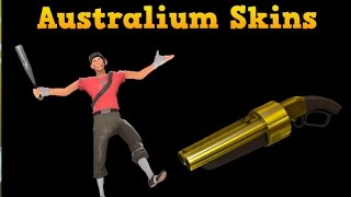 TF2- Australium Skins Loadout- ep1- Scout