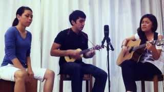 Lucky - Jason Mraz feat. Colbie Caillat (Cover by Isaiah Antonio & Keiko Necesario)