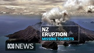 Fears for Australian tourists as New Zealand volcano death toll rises | ABC News