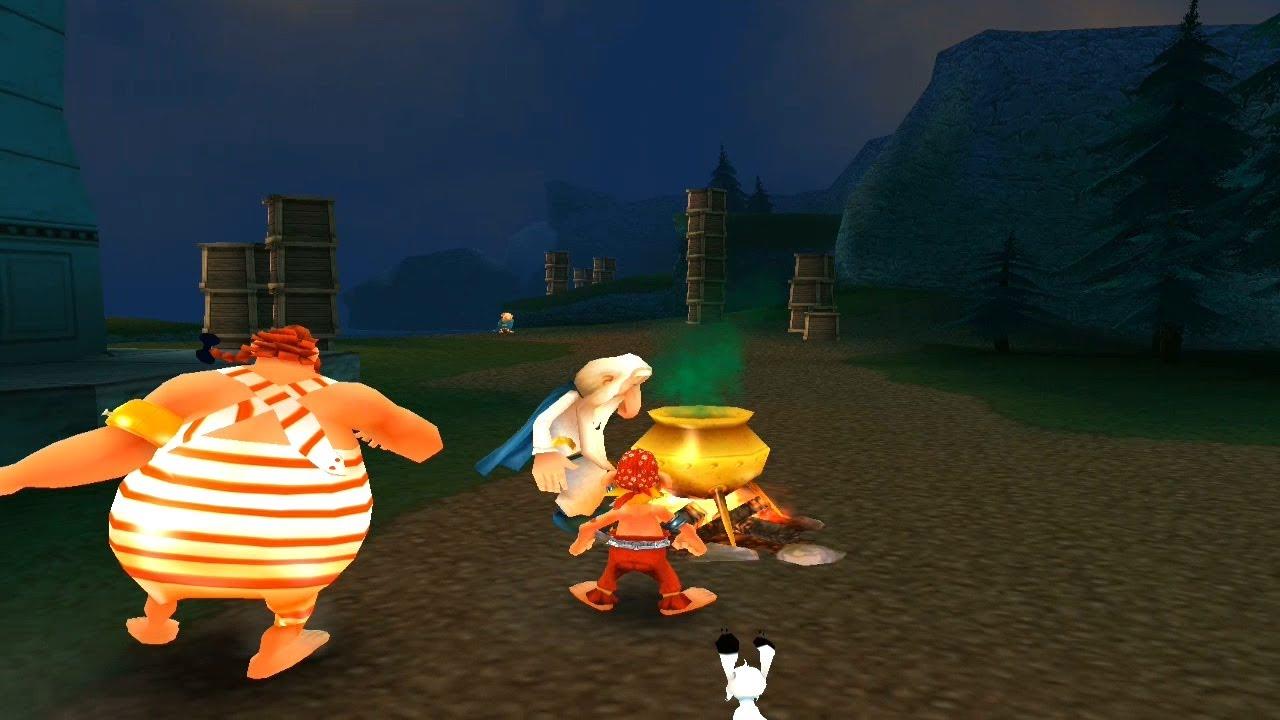 Asterix Obelix Xxl Walkthrough Part 6 Youtube