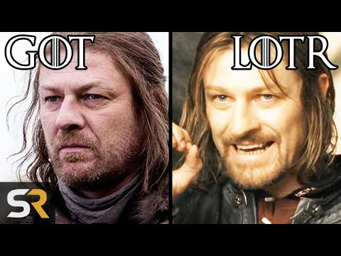 10 Times Game of Thrones Stole From Lord Of The Rings