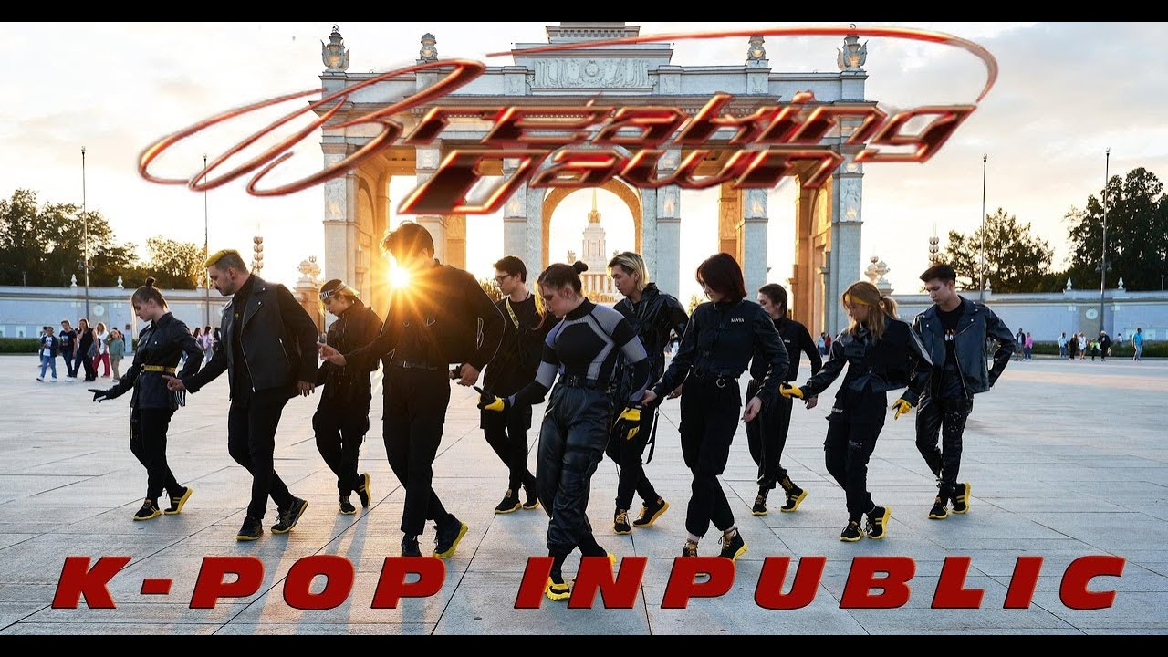 [KPOP IN PUBLIC][ONE TAKE] THE BOYZ(더보이즈) Breaking Dawn [Dance Cover by RofUs]