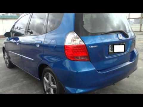 53 Gambar Mobil Honda Jazz 2007 Matic Terbaru