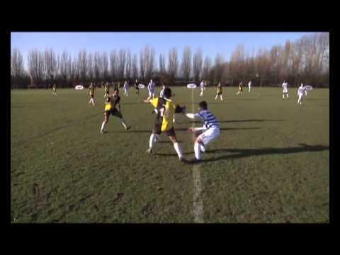Soccer Kids All Stars vs Queens Park Ranger U 16 Development Team
