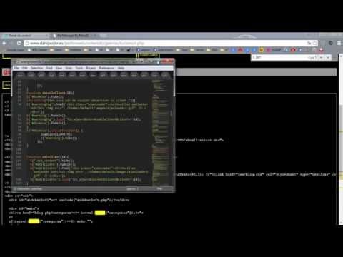 Tutorial -  Hacking SQL Injection