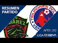 Resumen Y Goles   Juárez Vs Veracruz   Jornada 10 - Apertura 2019   Liga BBVA MX