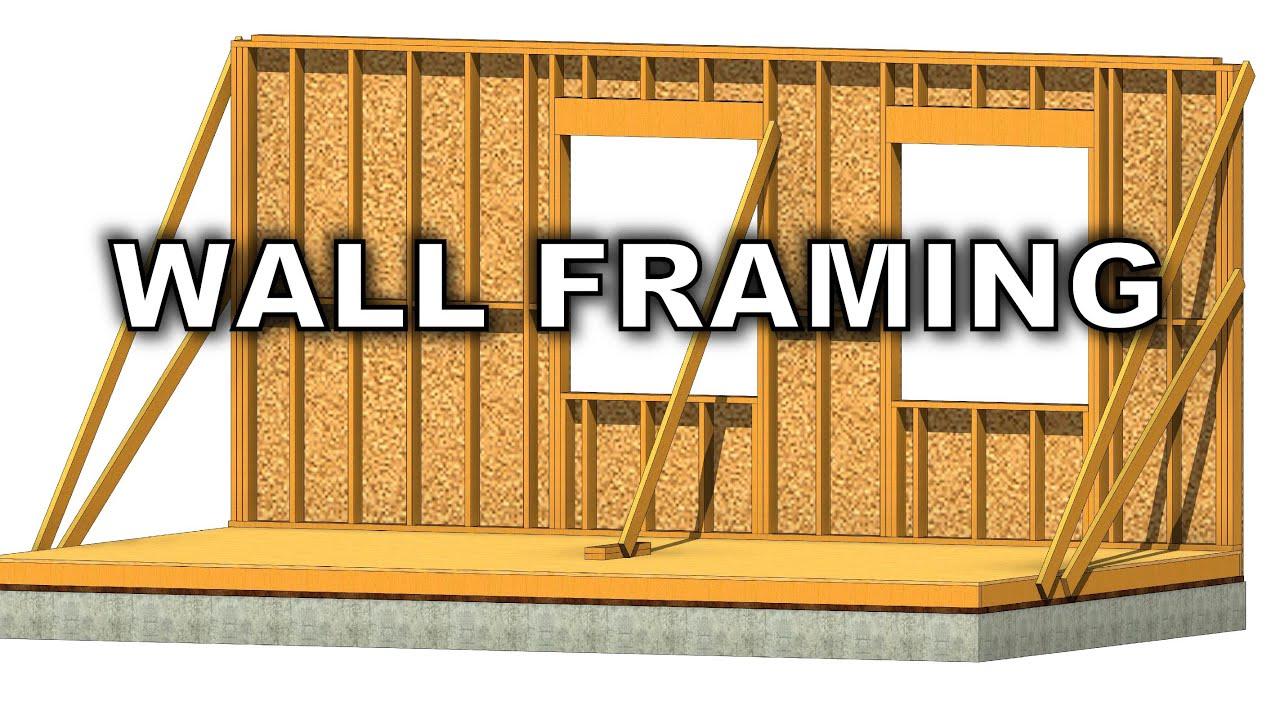 Download Wall Framing basics