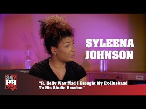 Syleena Johnson - R. Kelly Was Mad I Brought My Ex-Husband T