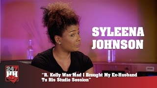 Syleena Johnson - R. Kelly Was Mad I Brought My Ex-Husband To His Studio Session (247HH Exclusive)