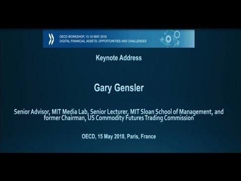 Gary Gensler on Crypto Finance