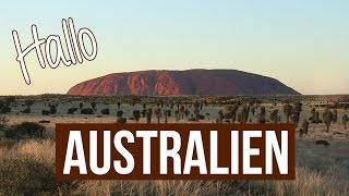 Das wahre AUSTRALIEN im OUTBACK | Uluru, Field Of Lights, Ayers Rock, Weltreise