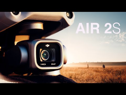 My new Favourite Drone - DJI Air 2S