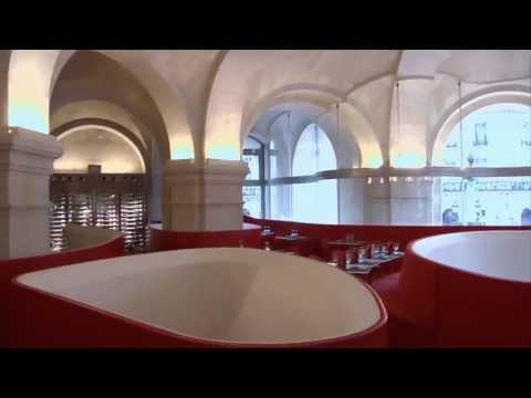 Design Restaurant in Paris : L'Opera Restaurant