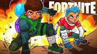 EZ Claps W/ Ninja, SypherPK, WIldcat, & Jordan Fisher - Fortnite Battle Royale!