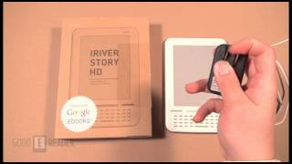 Win a iRiver Story HD with Good e-Reader!