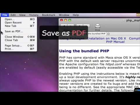 Convert CHM To PDF Free On Mac-MR