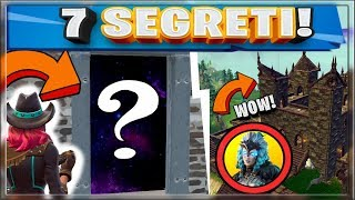 FORTNITE: ONLY THE PRO PLAYERS KNOW these 7 KEY SEASON 6! - Hidden Skin/Spot Secrets!