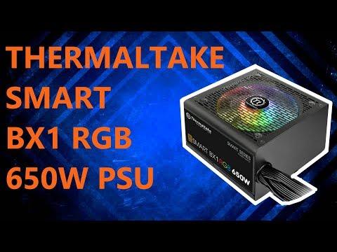 Thermaltake Smart BX1 650W PSU