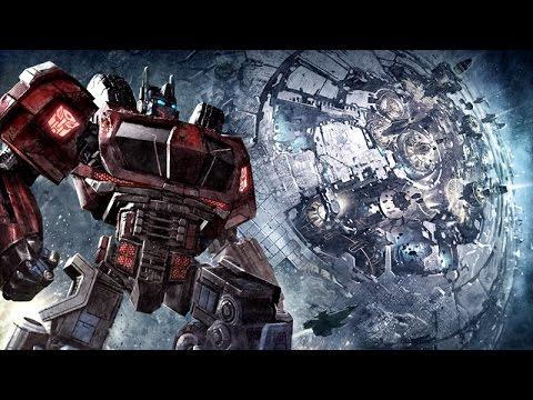Мультфильм трансформеры битва за кибертрон