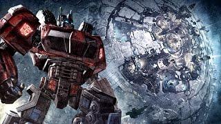Трансформеры-Битва за Кибертрон ( игрофильм)