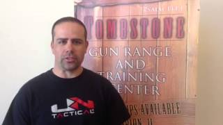 Utah Conceal Carry Course / Tombstone Training Center