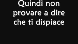 Your love is a lie - Simple Plan (traduzione)