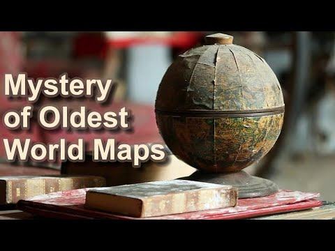 Ancient Civilization Evidence: Strange Old Maps: Lost Knowledge Mystery