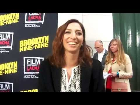 Chelsea Peretti Emmys interview: Playing Gina on 'Brooklyn Nine-Nine'