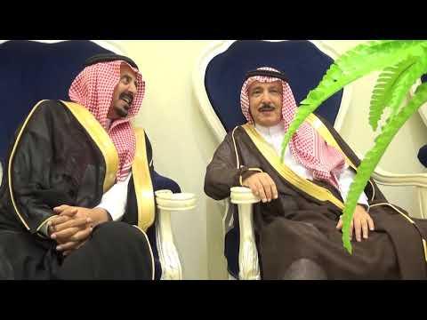 الحفل المقام على شرف الشيخ نواف بن محمد فرحان الايداء شيخ شمل قبيلة ولد علي