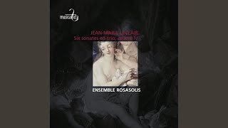 Sonate en trio en Si Bémol Majeur, Op. 4 No. 2: I. Adagio