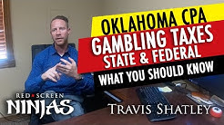 HOW TO FILE YOUR TAXES ON GAMBLING WINNINGS IN OKLAHOMA FROM REAL CPA