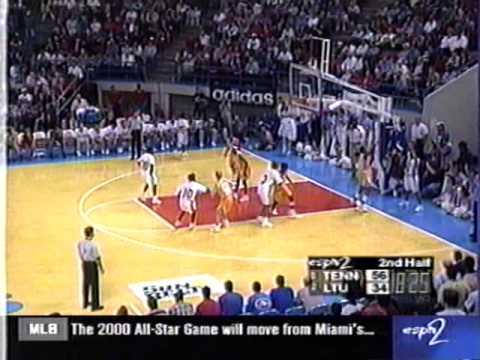 1998 99 Tennessee Louisiana Tech