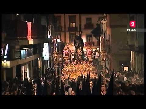 Jesus de las penas de san roque en cuesta d rosario sevilla 2011