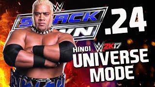 "WWE 2K17 Hindi Universe Mode #24 ""Team Rikishi vs Team Dusty"" (PS4 Gameplay)"
