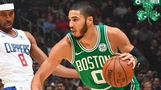 Boston Celtics vs Los Angeles Clippers Full Game Highlights 11/20 2019-2020 NBA Season